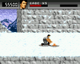 Cliffhanger Screenshot 3 (Sega Genesis)