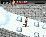Cliffhanger Screenshot 4 (Sega Genesis)