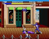 Mighty Morphin Power Rangers The Movie Screenshot 3 (Sega Genesis)