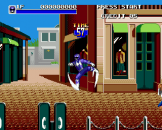 Mighty Morphin Power Rangers The Movie Screenshot 4 (Sega Genesis)