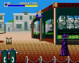 Mighty Morphin Power Rangers The Movie Screenshot 5 (Sega Genesis)