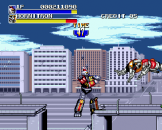 Mighty Morphin Power Rangers The Movie Screenshot 6 (Sega Genesis)