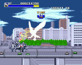 Mighty Morphin Power Rangers The Movie Screenshot 7 (Sega Genesis)