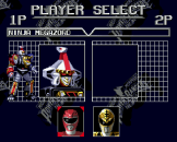 Mighty Morphin Power Rangers The Movie Screenshot 8 (Sega Genesis)