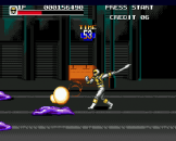 Mighty Morphin Power Rangers The Movie Screenshot 17 (Sega Genesis)