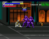 Mighty Morphin Power Rangers The Movie Screenshot 18 (Sega Genesis)