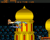 Strider Screenshot 1 (Sega Genesis)