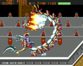 Strider Screenshot 2 (Sega Genesis)
