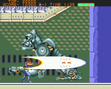 Strider Screenshot 3 (Sega Genesis)