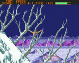 Strider Screenshot 5 (Sega Genesis)