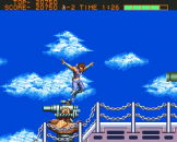 Strider Screenshot 6 (Sega Genesis)