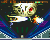 Strider Screenshot 7 (Sega Genesis)