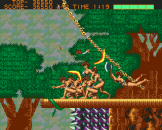 Strider Screenshot 9 (Sega Genesis)