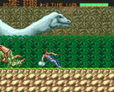 Strider Screenshot 10 (Sega Genesis)