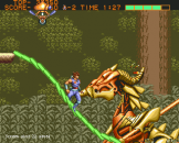 Strider Screenshot 11 (Sega Genesis)