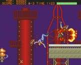 Strider Screenshot 12 (Sega Genesis)