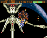Strider Screenshot 13 (Sega Genesis)