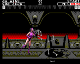 Mortal Kombat II Screenshot 4 (Sega Master System (EU Version))