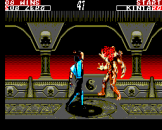 Mortal Kombat II Screenshot 7 (Sega Master System (EU Version))