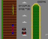 Super Racing Screenshot 1 (Sega Master System (JP Version))