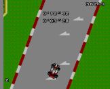 Super Racing Screenshot 2 (Sega Master System (JP Version))