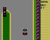 Super Racing Screenshot 3 (Sega Master System (JP Version))