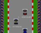 Super Racing Screenshot 8 (Sega Master System (JP Version))