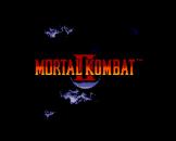 Mortal Kombat II Loading Screen For The Sega Master System (EU Version)