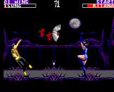 Mortal Kombat II Screenshot 3 (Sega Master System (EU Version))