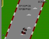 Super Racing Screenshot 2 (Sega Master System (JP Version))