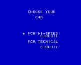 Super Racing Screenshot 12 (Sega Master System (JP Version))