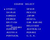 Super Racing Screenshot 14 (Sega Master System (JP Version))