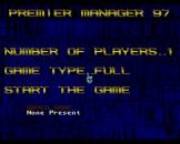 Premier Manager 97 Screenshot 0 (Sega Mega Drive (EU Version))