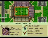 Premier Manager 97 Screenshot 1 (Sega Mega Drive (EU Version))