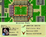 Premier Manager 97 Screenshot 2 (Sega Mega Drive (EU Version))