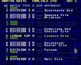 Premier Manager 97 Screenshot 4 (Sega Mega Drive (EU Version))
