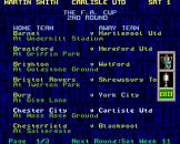 Premier Manager 97 Screenshot 6 (Sega Mega Drive (EU Version))