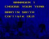 Premier Manager 97 Screenshot 7 (Sega Mega Drive (EU Version))
