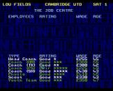 Premier Manager 97 Screenshot 8 (Sega Mega Drive (EU Version))