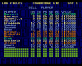 Premier Manager 97 Screenshot 9 (Sega Mega Drive (EU Version))