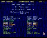Premier Manager 97 Screenshot 13 (Sega Mega Drive (EU Version))