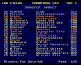 Premier Manager 97 Screenshot 14 (Sega Mega Drive (EU Version))