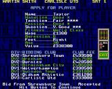 Premier Manager 97 Screenshot 20 (Sega Mega Drive (EU Version))