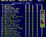 Premier Manager 97 Screenshot 25 (Sega Mega Drive (EU Version))