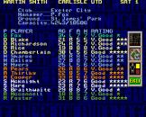 Premier Manager 97 Screenshot 26 (Sega Mega Drive (EU Version))