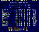 Premier Manager 97 Screenshot 35 (Sega Mega Drive (EU Version))