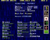 Premier Manager 97 Screenshot 39 (Sega Mega Drive (EU Version))