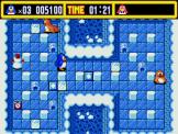 Pepenga Pengo Screenshot 2 (Sega Mega Drive (JP Version))