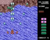 Grind Stormer Screenshot 1 (Sega Mega Drive (JP Version))