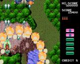 Grind Stormer Screenshot 2 (Sega Mega Drive (JP Version))